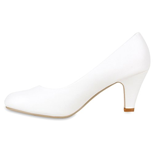 Donna Bianco Chiuse Scarpe Donna Chiuse Stiefelparadies Scarpe Stiefelparadies Uxqw5ngOS