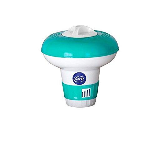 Gre 40071 - Dosificador flotante mini para piscinas, capacidad de ...