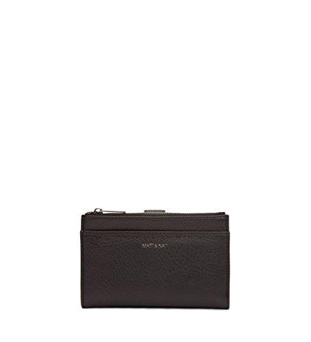 Matt & Nat Motiv Small Dwell Wallet, Black
