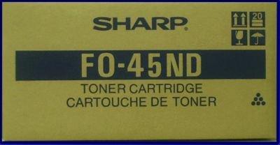 Sharp Model FO45ND Fax Toner (6550 Fax)