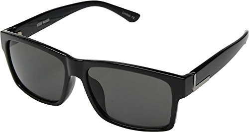 Steve Madden  Men's Max Black One - Madden Sunglasses