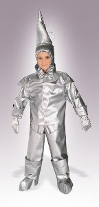 Toddler Tin Man Costume (Rubie's Costume Co Tin Man Costume, Small, Small)