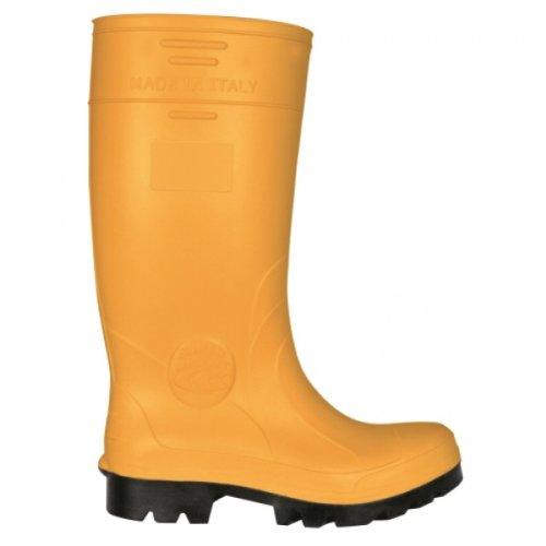 Cofra 00010-007.W37 Castor S5 Chaussure de sécurité Taille 37 Jaune