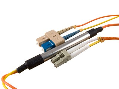 Patch Optic Cable Conditioning Fiber (5M Mode Conditioning Duplex Fiber Optic Patch Cable (62.5/125) - LC (equip.) to SC)