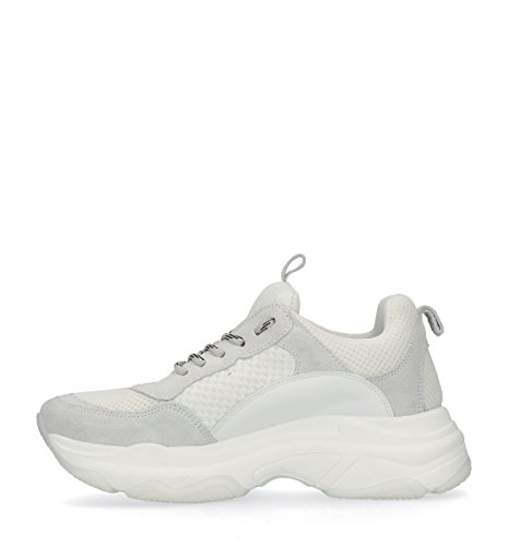 Sacha Damen Plateau-Sneaker Weiß