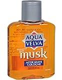 Aqua Velva Musk After Shave Cologne, 3.5 oz by Aqua Velva