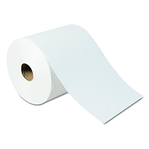 Pacific Blue Select Recycled Paper Towel Rolls (Previously Branded Preference) by GP PRO (Georgia-Pacific), White, 26100, 1000 Feet Per Roll, 6 Rolls Per ()