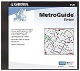 Garmin MapSource European MetroGuide V9 CD-ROM for Garmin GPS Units (010-10370-00)