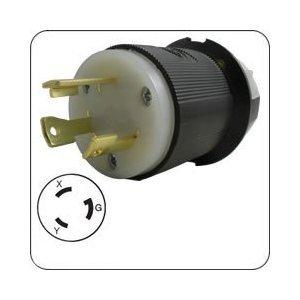 30 amp twist lock diagram lot of 10 - hbl2621 hubbell male plugs nema l6-30p twist ... 30 amp twist lock wiring