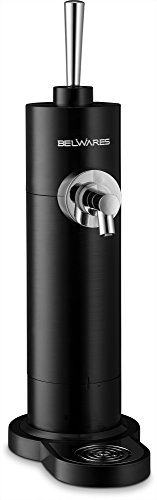 Portable Beer Dispenser, Beer Dispensing Equipment System for One Can to Draft a Good Pint, Works Perfect for 12oz Cans, Great Gift Idea by Belwares (Image #4)