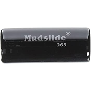 Dunlop 263 Mudslide Porcelain Guitar Slide, Medium