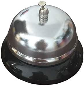 WFW Business Source Nickel Plated Call Bell