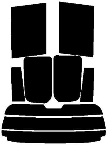 AUTOMAX izumi リア (s) P16系 サクシード P16 (15%) カット済み カーフィルム NCP160V NCP165V P16系 160系 トヨタ