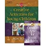 Creative Activities for Young Children + Professional Enhancement Resource, Mary Mayesky, 1428321837