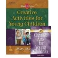 Creative Activities for Young Children + Professional Enhancement Resource