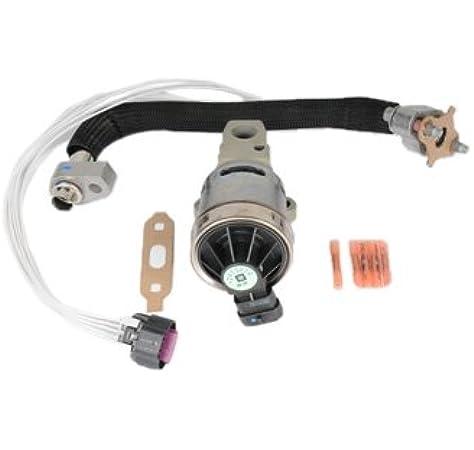 Amazon Com Acdelco 214 2020 Gm Original Equipment Egr Valve Kit With Egr Valve Pipe Connectors And Gasket Automotive