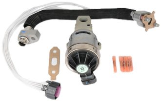 (ACDelco 214-2020 GM Original Equipment EGR Valve Kit with EGR Valve, Pipe, Connectors, and Gasket)