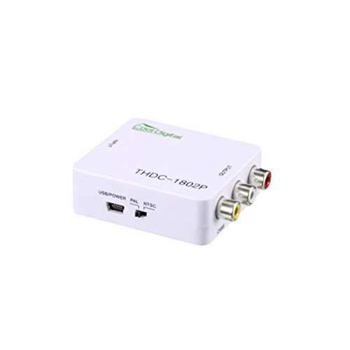 Cooldigital Composite Converter Adapter Supporting product image