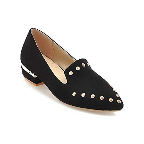 Noir Sandales 1TO9 Compensées 36 Noir Femme MMS06318 5 rII5nHqTv