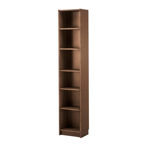 IKEA Billy Bookcase Brown ash Veneer