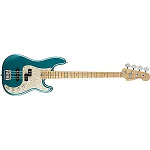 American Elite Precision Bass MN (Ocean Turquoise)