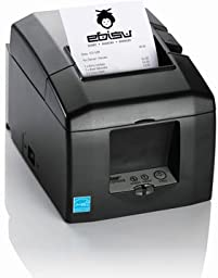 Star Micronics TSP650 THERMAL AUTO-CUTTER LAN CLOUDPRNT GRAY EXT PS INCLUDED 37966000