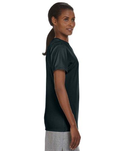 V T Scollo Da black Dri 3xl Cool A Con shirt Donna wwHqBT4