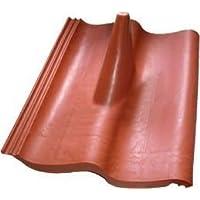 Werit elástico B101teja, doble s, color rojo, plástico