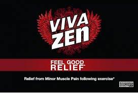 Vivazen 12 2-oz bouteilles naturel soulagement de la douleur, de la douleur tueur naturel
