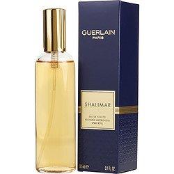 Gel Shalimar Perfume - SHALIMAR by Guerlain 3.1 ounces eau de toilette Perfume Refill for Women