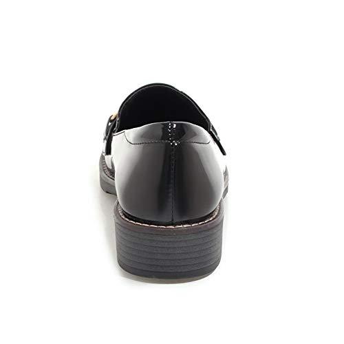 5 EU Compensées Femme 36 Noir BalaMasa APL10779 Sandales Noir qp6Z8v0w