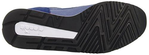 a Sneaker Nyl Blue Uomo II Ski Basso Patro Infinity V7000 Estate Collo Diadora Blu PIwq5Sqx