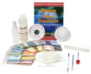 Glass Enameling Starter Kit