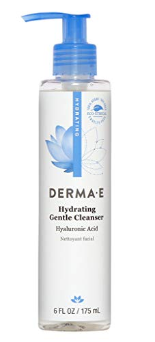 DERMA E Natural Bodycare Hyaluronic Hydrating Cleanser 6 oz