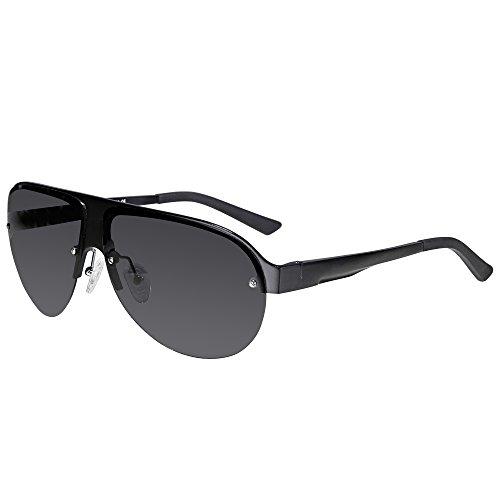 SUNGAIT Polarized Coverage Sunglasses Unbreakable product image