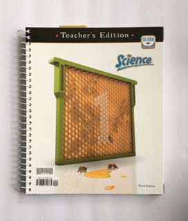 Science 1, Teacher's Edition, 3rd Edition (Book & CD) PDF
