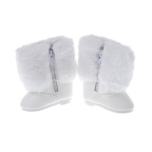 snow boots shoes for 18in american girls