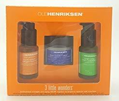 Truth Serum - Ole Henriksen LOVE THE 3 LITTLE WONDERS Skincare Essentials Set – Truth Serum, Sheer Transformation & Invigorating Night Treatment