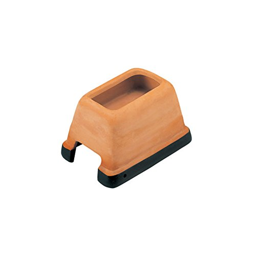 OMEM Reptiles Hideout Humidification Cave with Basin for Lizard (Medium)