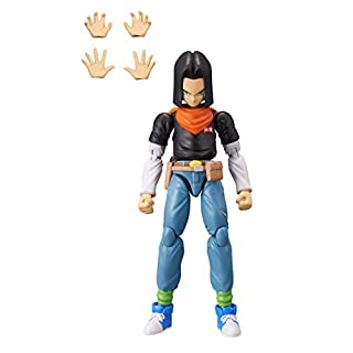 Dragon Ball Super - Dragon Stars Android 17 Figure (Series 10)