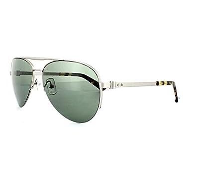 Calvin Klein Sunglasses CK8000S 045 Silver Green