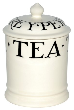 Emma Bridgewater Black Toast Tea Storage Jar  sc 1 st  Amazon UK & Emma Bridgewater Black Toast Tea Storage Jar: Amazon.co.uk: Kitchen ...