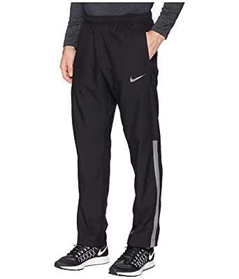 Nike Men's Dri-FIT Pant 927380-010, Black/Gunsmoke/Metallic Hematite, S