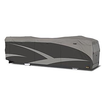 Image of RV & Trailer Covers ADCO 52208 Designer Series SFS Aqua Shed Class A RV Cover - 40'1' - 43'