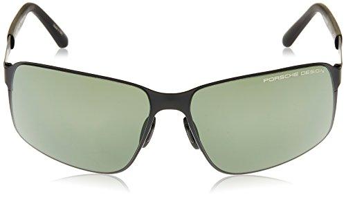 5f07aaf16dcd Porsche Design Men s P 8565 P8565 Sport Sunglasses 63mm - Buy Online ...