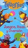 Tweenies 5 Juegos, Risas Y Diversion [DVD]