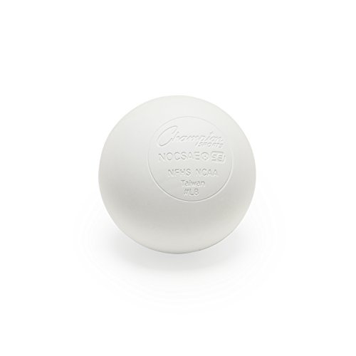 Champion Sports Official Lacrosse Balls – Pack of 12 – DiZiSports Store
