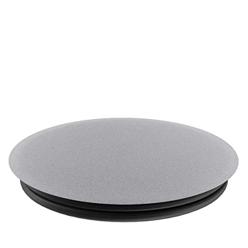 PopSockets: Collapsible Grip & Stand for Phones and Tablets - Aluminum Grey