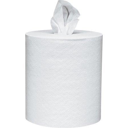 Kimberly-Clark Scott Center Pull Disp Paper Towels, White, 6/Carton (Quantity) ()