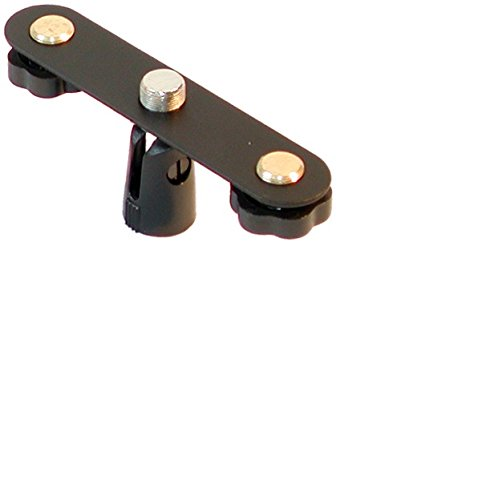 Audio2000'S tm AMC4192 Stand Adapter for Three Microphone Holders ()